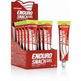 Nutrend ENDUROSNACK 75G JABLKO TUBA - Energetický gel tuba