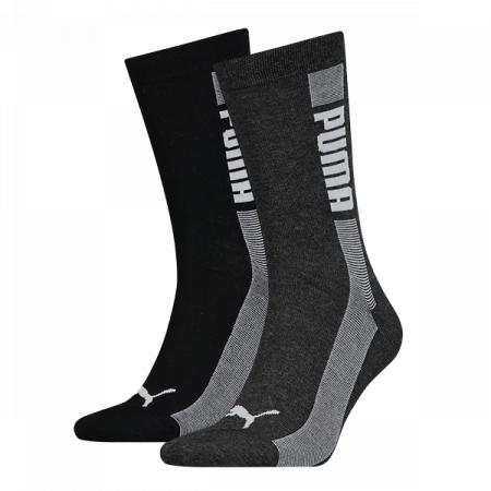 Ponožky - Puma SOCK 2P UNISEX