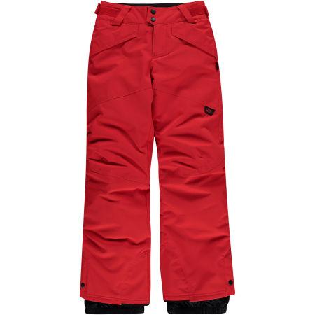 Chlapecké lyžařské/snowboardové kalhoty - O'Neill PB ANVIL PANTS - 1