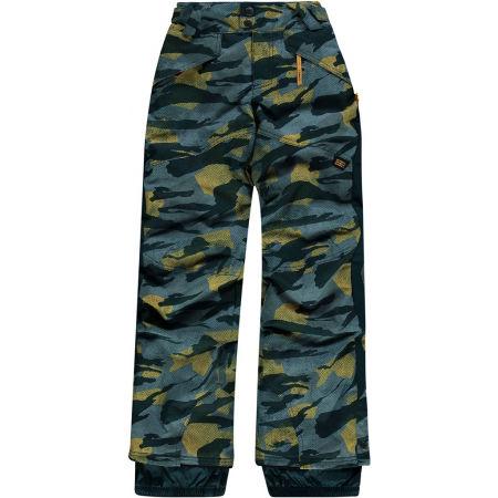 O'Neill PB AOP PANTS - Chlapecké lyžařské/snowboardové kalhoty
