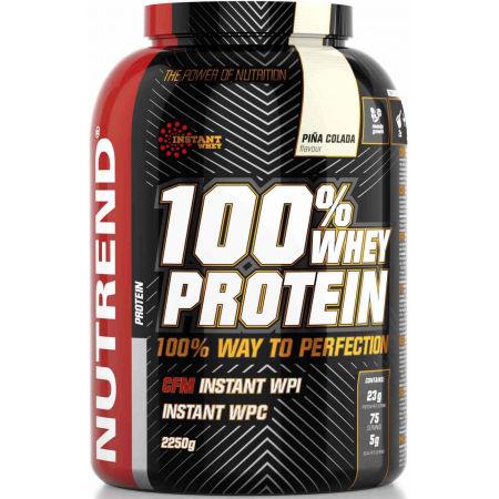 Nutrend 100% WHEY PROTEIN 2250G PIŇA COLADA - Protein