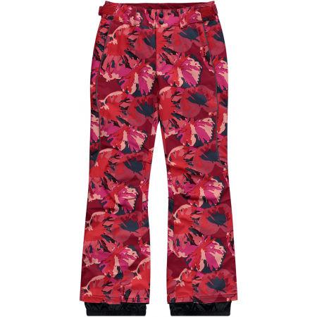 O'Neill PG CHARM AOP PANTS - Dívčí lyžařské/snowboardové kalhoty