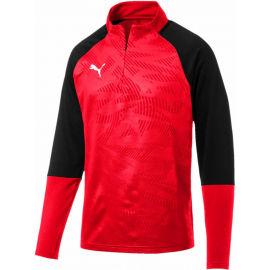 Puma CUP TRAININK 1 4 ZIPE - Pánské triko