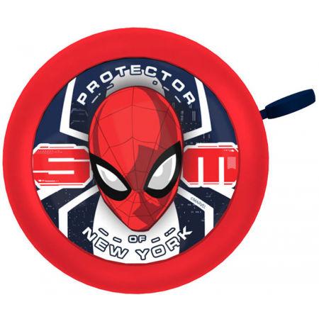 Disney SPIDERMAN - Zvonek na kolo