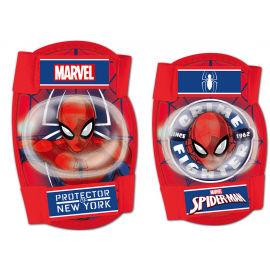 Disney SPIDERMAN - Dětské chrániče loktů / kolen