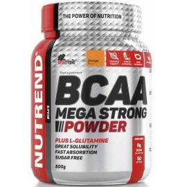 Nutrend BCAA MEGA STRONG POMERANČ 300 G - BCAA