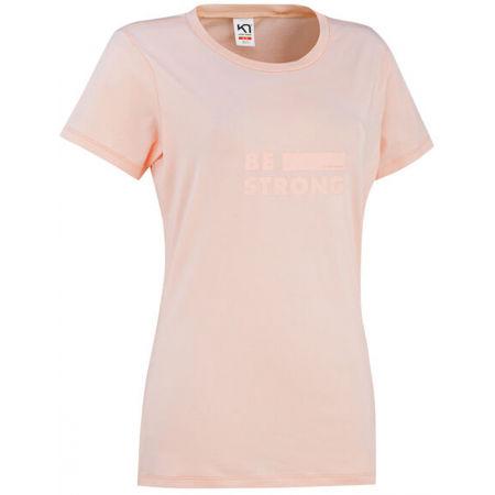 KARI TRAA TVILDE TEE - Dámské stylové triko s krátkým rukávem