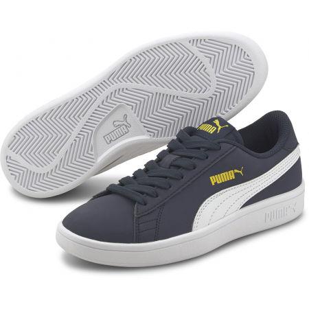 Puma SMASH V2 BUCK JR - Dětské vycházkové boty