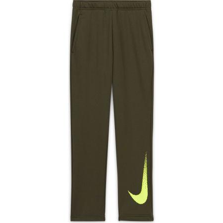 Nike DRY FLC PANT GFX2 B - Chlapecké kalhoty