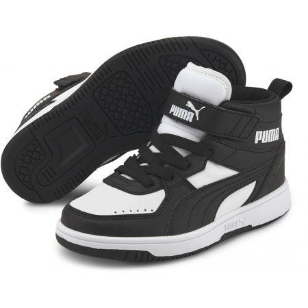 Puma REBOUND JOY AC PS - Chlapecká volnočasová obuv