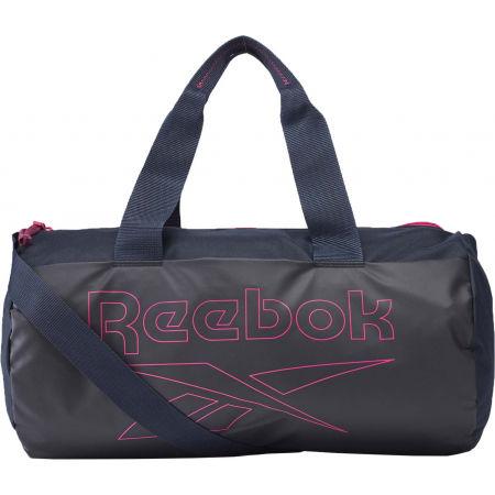 Reebok W ESSENTIALS CYLINDER BAG - Dámská fitness taška