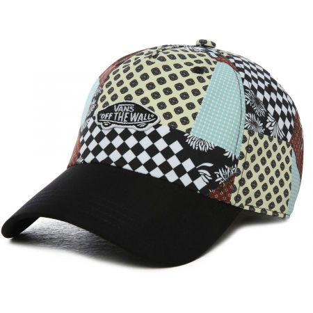 Vans WM COURT SIDE PRINTED HAT BEAUTY FLORAL