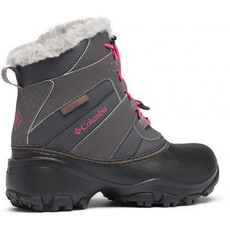 Dívčí zimní obuv - Columbia YOUTH ROPE TOW - 8