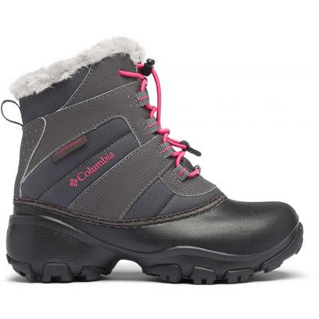 Dívčí zimní obuv - Columbia YOUTH ROPE TOW - 2