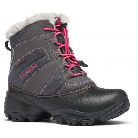 Dívčí zimní obuv - Columbia YOUTH ROPE TOW - 1
