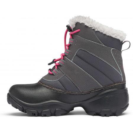 Dívčí zimní obuv - Columbia YOUTH ROPE TOW - 3