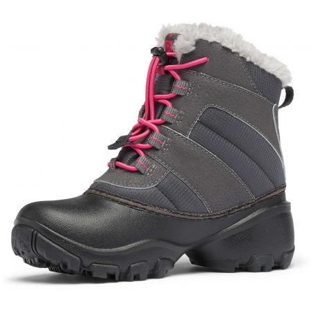 Dívčí zimní obuv - Columbia YOUTH ROPE TOW - 7