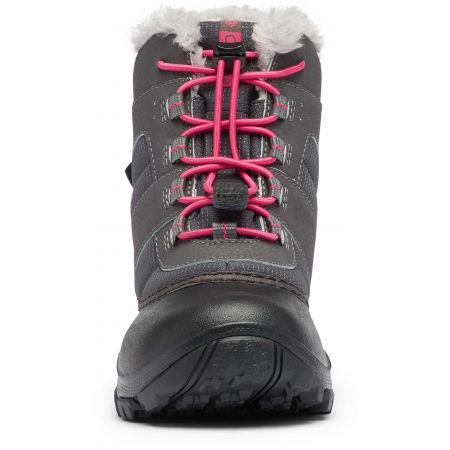 Dívčí zimní obuv - Columbia YOUTH ROPE TOW - 6