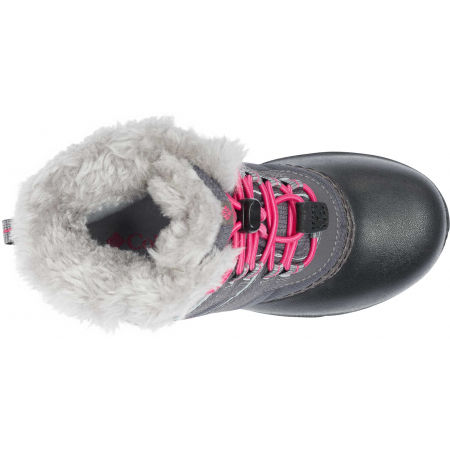 Dívčí zimní obuv - Columbia YOUTH ROPE TOW - 4