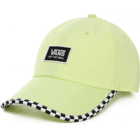 Vans WM CHECKIN THIS HAT - Dámská kšiltovka
