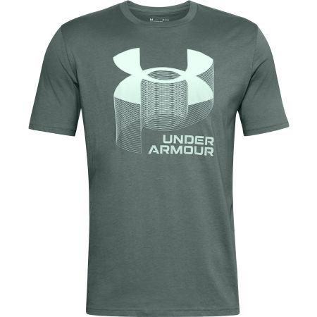 Under Armour BIG LOGO WORDMARK SS - Pánské triko