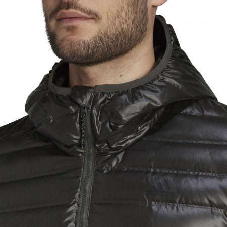 Pánská péřová bunda - adidas VARILITE DOWN HOODED JACKET - 10