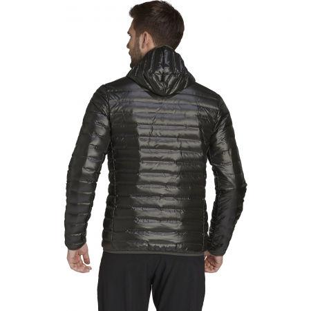Pánská péřová bunda - adidas VARILITE DOWN HOODED JACKET - 7