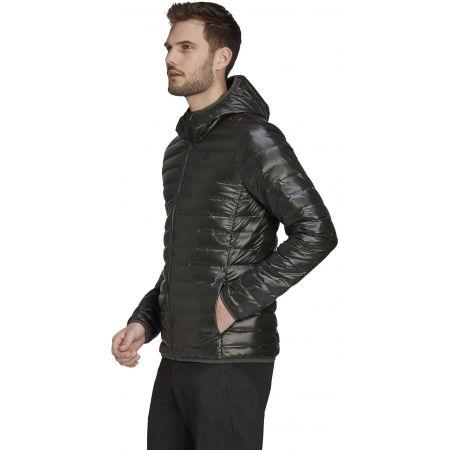 Pánská péřová bunda - adidas VARILITE DOWN HOODED JACKET - 6