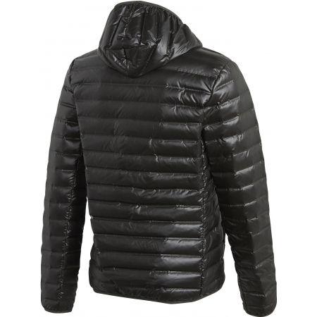 Pánská péřová bunda - adidas VARILITE DOWN HOODED JACKET - 2