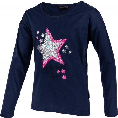 Dívčí tričko - Lewro SABRINA - 2