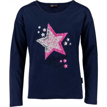 Dívčí tričko - Lewro SABRINA - 1