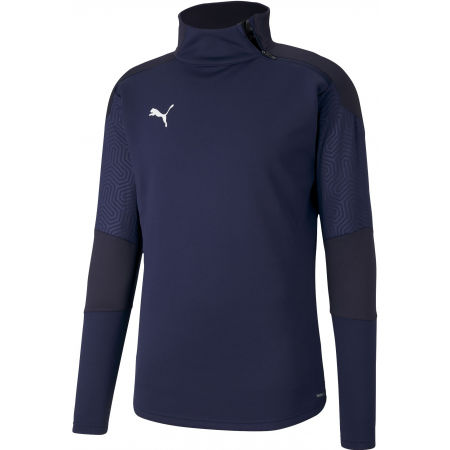 Puma TEAM FINAL 21 TRAINING FLEECE - Pánská mikina