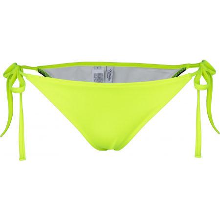 Calvin Klein CHEEKY STRING SIDE TIE-N - Dámský spodní díl plavek