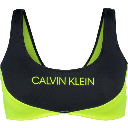 Calvin Klein BRALETTE - Dámský vrchní díl plavek