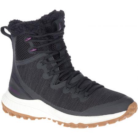 Merrell BRAVADA KNIT PLR WP - Dámské zimní boty