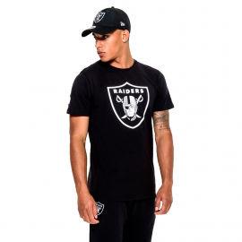 New Era NFL TEAM LOGO TEE OAKLAND RAIDERS - Pánské tričko