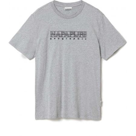 Pánské tričko - Napapijri SEBEL SS