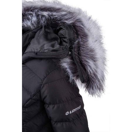 Dívčí zimní kabát - Lotto MARNIE - 5