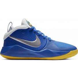 Nike TEAM HUSTLE D9 - Dětská basketbalová obuv