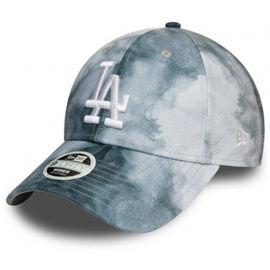 New Era 9FORTY WOMENS TIE DYE MLB LOS ANGELES DODGERS - Klubová kšiltovka