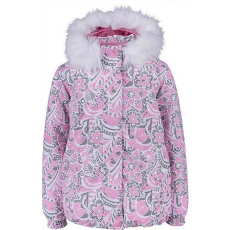 Dívčí zimní bunda - Lewro ESET - 1