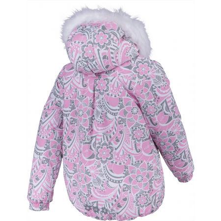 Dívčí zimní bunda - Lewro ESET - 3