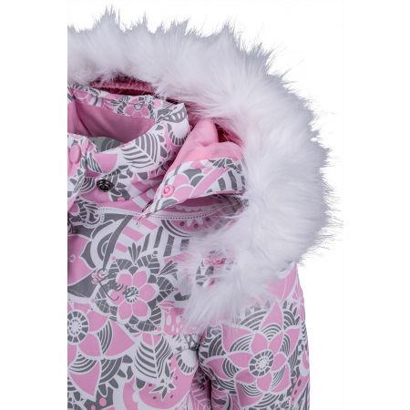 Dívčí zimní bunda - Lewro ESET - 4