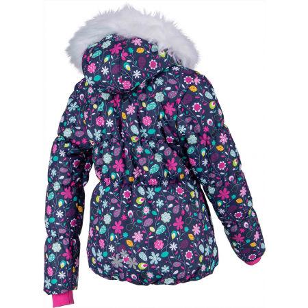 Dívčí zimní bunda - Lewro SACHET - 3