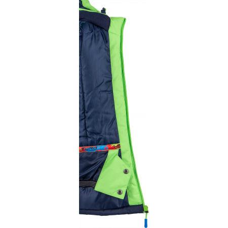Chlapecká zimní bunda - Lewro SEVAN - 4