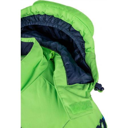 Chlapecká zimní bunda - Lewro SEVAN - 5