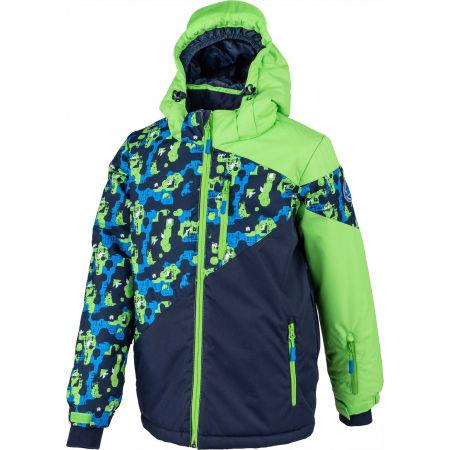 Chlapecká zimní bunda - Lewro SEVAN - 2