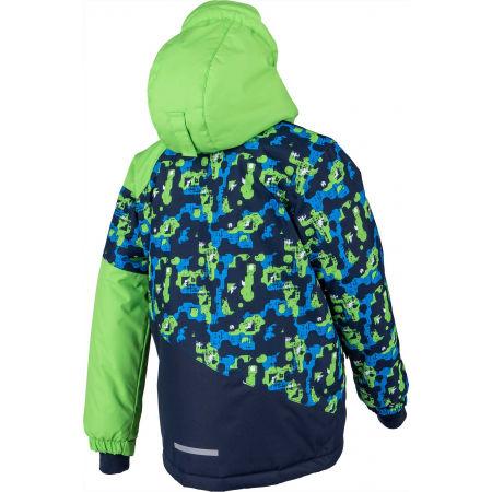Chlapecká zimní bunda - Lewro SEVAN - 3