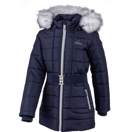 Dívčí zimní kabát - Lewro NETY - 2