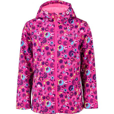 Dívčí softshellová bunda - Lewro ROZALIN - 1
